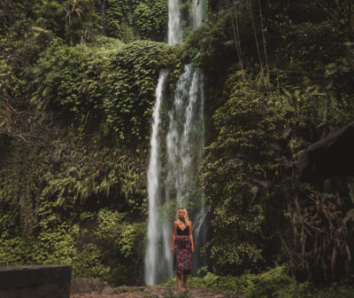 deep jungle girl