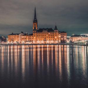 Stockholm cover ocean