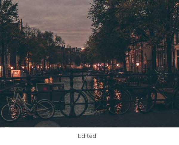 Amsterdam river edited