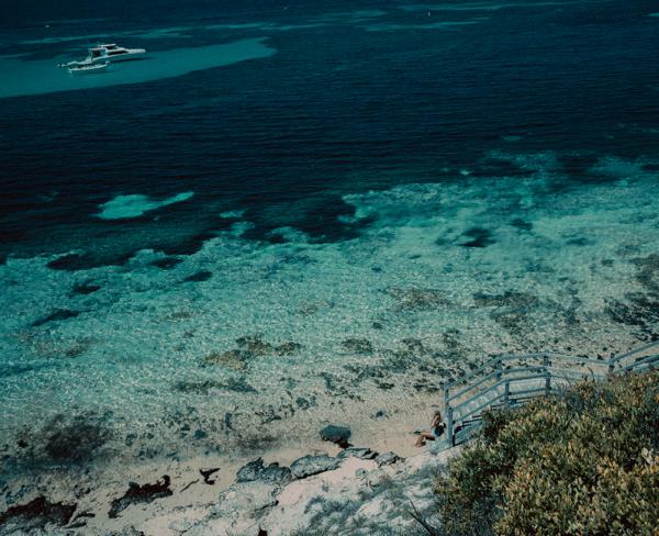 Rottnest island view